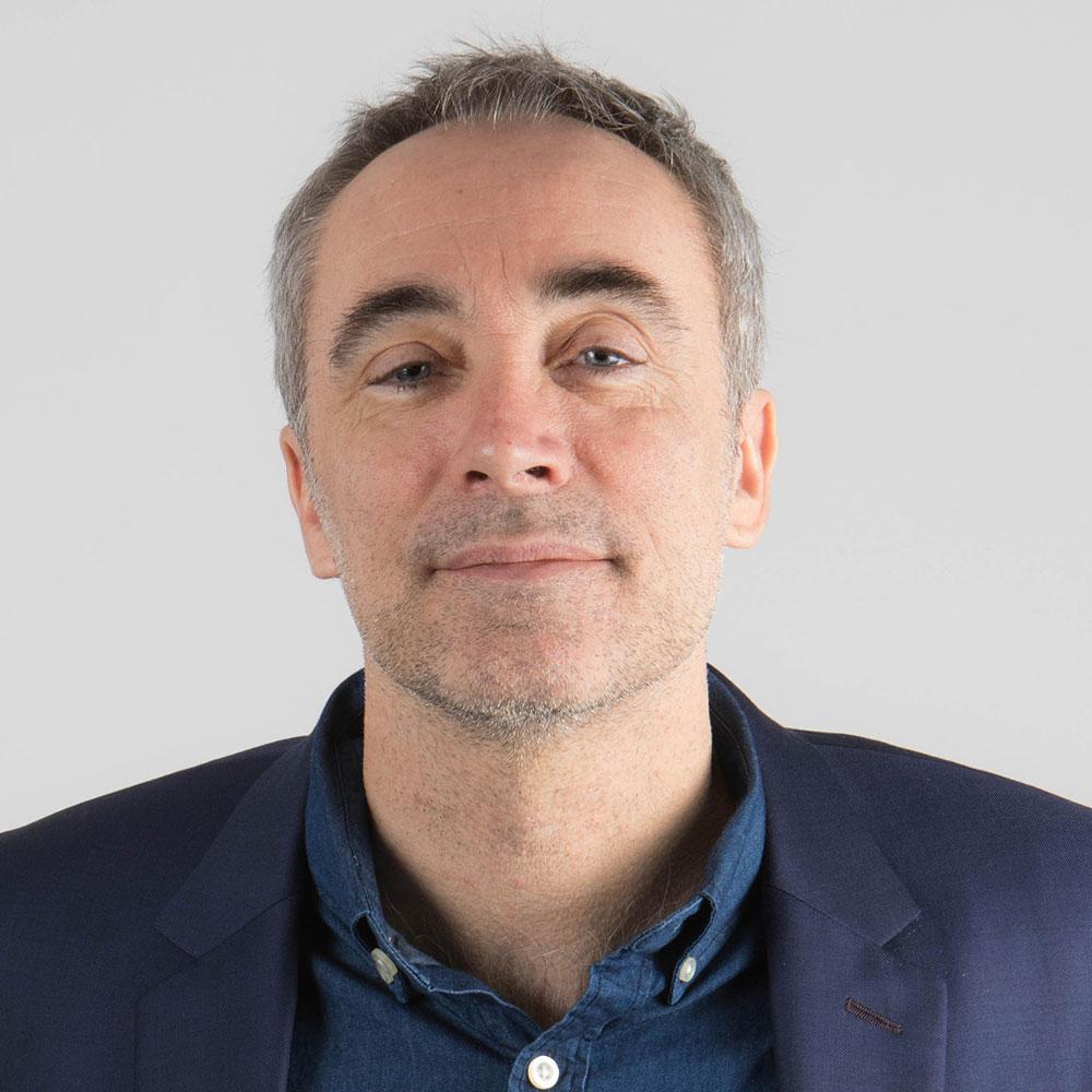 Tim Warneford Portrait