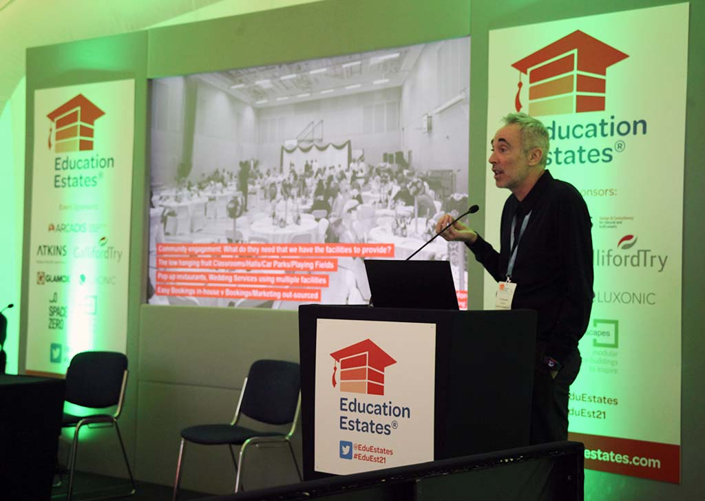 Warneford Consulting at Education Estates 2021